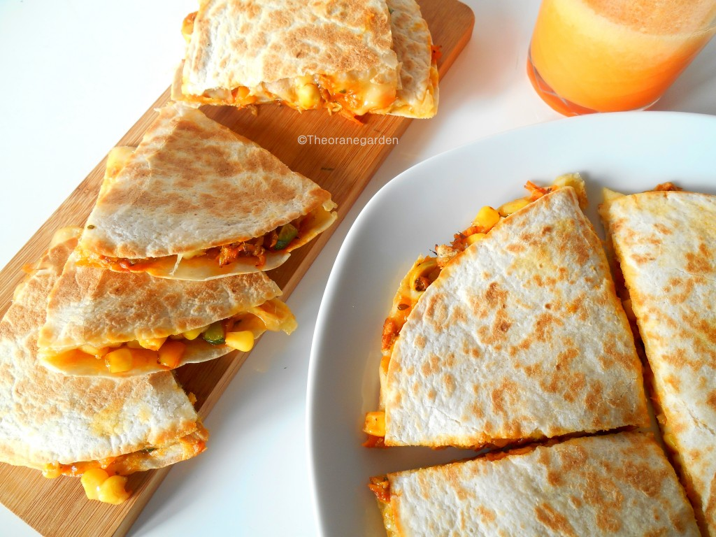 quesadillas 3-theorangegarden